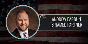 Andrew Pardun Is Named Partner of Battaglia, Ross, Dicus & McQuaid, P.A.