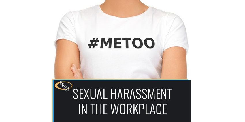 EMPLOYMENT LAW IN THE #METOO ERA