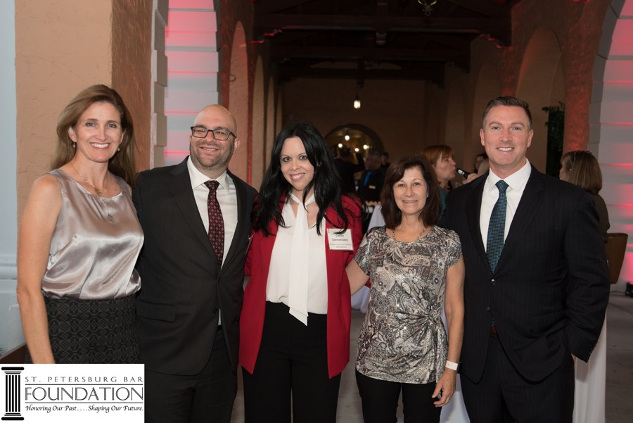 St. Petersburg Bar Foundation's Pillars of Justice Event