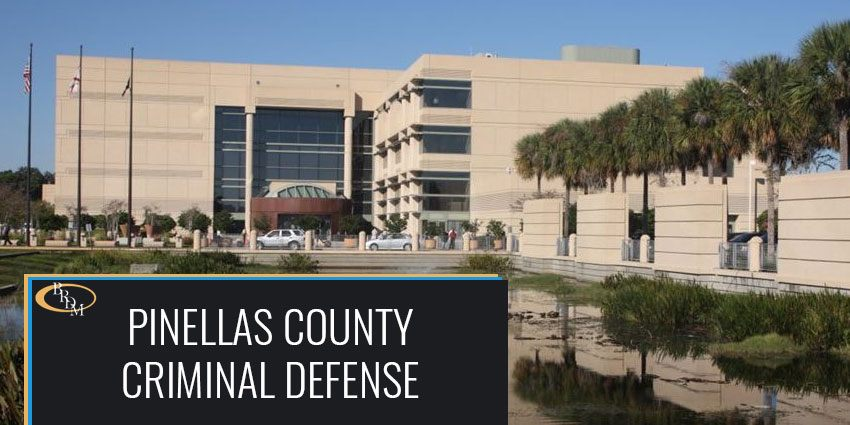 Pinellas County Criminal Defense Cases