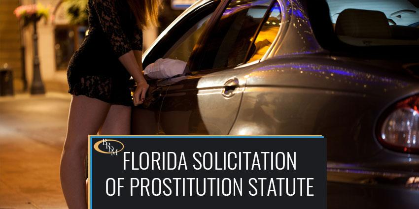 The Newly Amended Florida Solicitation of Prostitution Statute and How the Pinellas County State Attorney's Office is Reacting to It