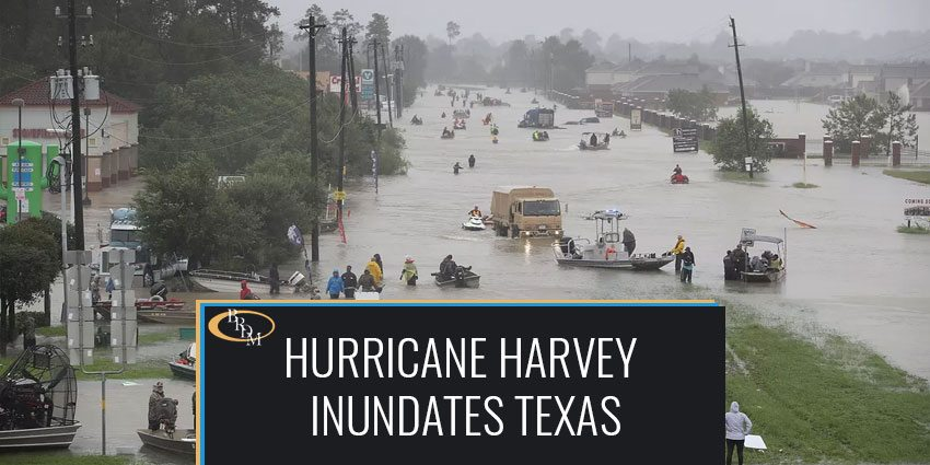 We Assist With Hurricane Harvey Property Damage Claims
