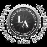 Albert Nelson Marquis Lifetime Achievement Award